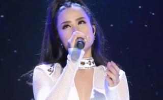 Video - Clip: Màn trình diễn ấn tượng của Đông Nhi tại Asia Song Festival 2017