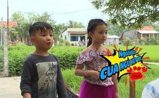 Video - Bố ơi! Mình đi đâu thế?: Loạt phát ngôn 'bá đạo' của Xì-Trum và Chíp