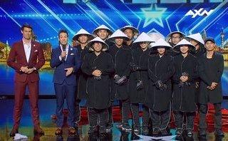 Giải trí - Clip: Nhóm nhảy Việt Nam tiếp tục bùng nổ ở bán kết Asia's Got Talent