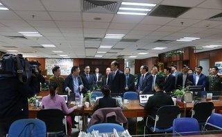 """Tin tức - Chính trị - Chủ tịch nước Trần Đại Quang: """"Báo ĐS&PL phải cố gắng đưa pháp luật đi vào đời sống"""""""