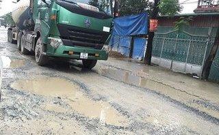 Xã hội - Cửa ngõ Tây Nam thành Vinh : đoạn trường ai có qua...đường mới hay.