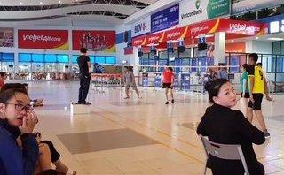 Tin nhanh - Phạt sân bay Đồng Hới 35 triệu đồng vì đóng cửa chơi cầu lông