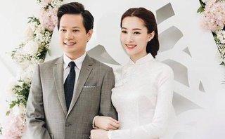Giải trí - Khối tài sản khủng của cặp đôi Hoa hậu Thu Thảo - Trung Tín sau đám cưới cổ tích