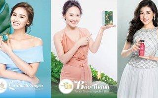 Sự kiện - Điểm mặt sao Việt quảng cáo mỹ phẩm cho bà chủ có lô hàng không rõ nguồn gốc
