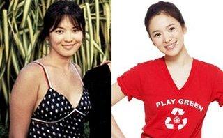 Ngôi sao - Cách giảm cân đặc biệt và vô cùng hiệu quả của Song Hye Kyo