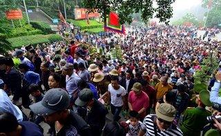Dân sinh - Giỗ Tổ Hùng Vương - Lễ hội Đền Hùng 2018: Những gợi ý để đi lễ vui khỏe, an toàn