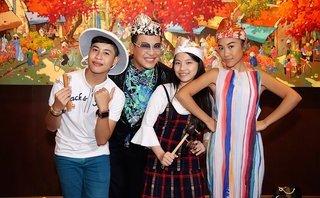 TV Show - Đoan Trang - Thanh Bạch đưa các tài năng nhí đi thăm các bạn nhỏ kém may mắn
