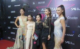 Giải trí - Dàn sao lộng lẫy trên thảm đỏ chung kết 'Vietnam's Next Top Model '2017