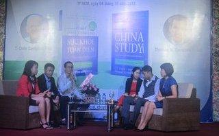 """Sức khỏe - Ra mắt sách """"Bí mật dinh dưỡng cho sức khỏe toàn diện"""" tại Việt Nam"""