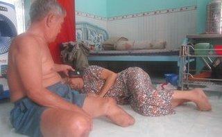 Gia đình - Chồng cụt chân nuôi vợ mù lòa, hai mảnh đời bất hạnh mà ấm áp