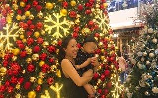 Dân sinh - Theo chân nam thanh nữ tú Sài thành 'săn' ảnh đẹp mùa Noel