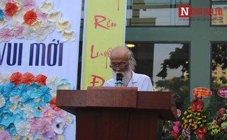 Đời sống - Khai giảng năm học mới, thầy Văn Như Cương nói về căn bệnh nhiều người mắc phải