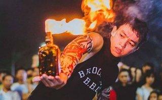 """Dân sinh - Chuyện nghề của những người """"thích đùa với lửa"""": Tai nạn luôn rình rập"""