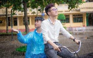 """Cộng đồng mạng - Bộ ảnh cover """"Em trai mưa"""" của chàng trai đồng giới gây bão mạng"""