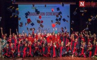 Đời sống - Buổi lễ tốt nghiệp đầy cảm xúc của những tân cử nhân