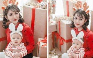 Cộng đồng mạng - Bộ ảnh Giáng sinh lung linh của cô giáo tiểu học xinh như búp bê