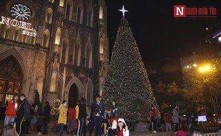 Cộng đồng mạng - Nhà thờ lớn Hà Nội lung linh trước thềm Giáng sinh