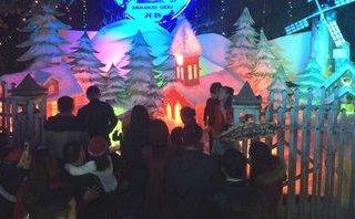 Dân sinh - Giáng sinh lắng đọng tại nhà thờ 130 năm tuổi bị cháy ở Nam Định