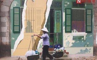 """Văn hoá - Dự án """"Nghệ thuật công cộng phố Phùng Hưng"""": Còn nhiều khúc mắc!"""