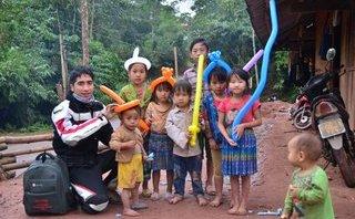Cộng đồng mạng - Hành trình đến Điện Biên của chàng phượt thủ 9X gây xúc động