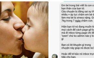 Cộng đồng mạng - Sự thật đáng suy ngẫm chuyện em bé bị người lạ hôn dẫn đến viêm màng não