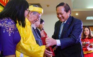 Chính trị - Giải thưởng Sách Quốc gia lần thứ nhất: Tác giả đoạt giải A Sách hay đã gần trăm tuổi