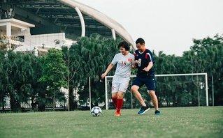 Thể thao - Bộ ảnh cưới cực chất của Quả bóng vàng Việt Nam 2015 gây sốt