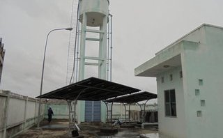 Tin nhanh - Hơn 21.000 hộ dân ở Cà Mau chưa chủ động được nước sinh hoạt