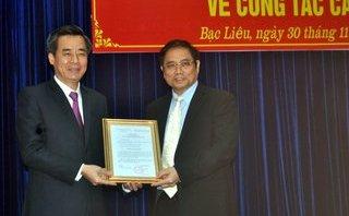 Chính trị - Chân dung tân Bí thư Tỉnh ủy Bạc Liêu Nguyễn Quang Dương