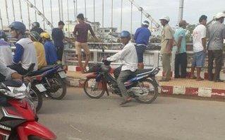 Tin nhanh - Nam thanh niên 'mất tích' khi lao xuống sông trốn cảnh sát