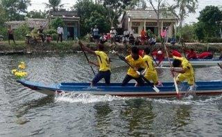 Xã hội - Không khí đón Tết của đồng bào Khmer vùng Đất Mũi