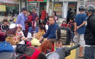 Xã hội - Mùng 6 Tết, bến xe Cà Mau vẫn đông nghịt khách ra TP lớn