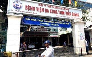 Tin nhanh - Kiên Giang: Cảnh cáo bác sĩ khoa Lao đuổi bệnh nhân về nhà