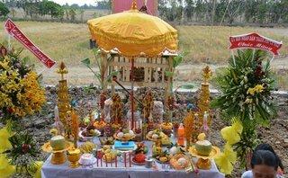 Nét đẹp Tết cổ truyền Chôl Chnam Thmây của người Khmer vùng đất mũi
