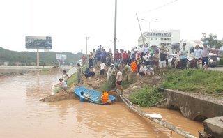 Chính trị - Xã hội - Quảng Ninh: Tìm thấy thi thể học sinh rơi xuống cống bị nước cuốn trôi