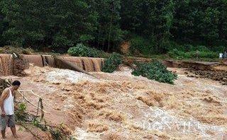 Chính trị - Xã hội - Quảng Ninh: Mưa lớn vẫn tiếp diễn, nguy cơ lũ quét, sạt lở đất