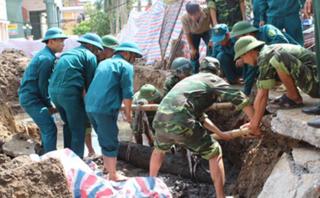 Chính trị - Xã hội - Thái Bình: Đào móng làm nhà, phát hiện quả bom nặng 250kg