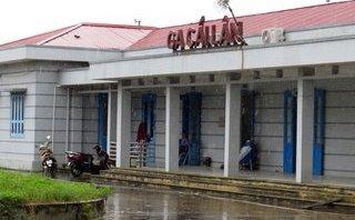 Kinh doanh - Quảng Ninh: Thêm một nhà ga hiện đại gần như... bỏ hoang