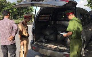 Chính trị - Xã hội - Quảng Ninh: Bắt giữ gần 500kg mỡ động vật bẩn