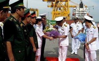 Chính trị - Xã hội - Hai tàu hải quân Ấn Độ thăm thiện chí TP.Hải Phòng