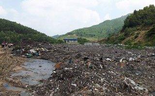 """Môi trường - Quảng Ninh: Dân Khe Giang """"mất ăn, mất ngủ"""" vì bãi rác gây ô nhiễm"""