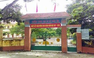 Chính trị - Xã hội - Kỷ luật cảnh cáo Hiệu trưởng trường THCS Minh Tân vì lạm thu đầu năm