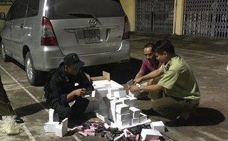 Chính trị - Xã hội - Quảng Ninh: Thu giữ, tiêu hủy 3.380 thỏi son không rõ nguồn gốc