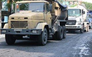 Tin nhanh - Quảng Ninh lại cấp phép vận chuyển than bằng đường bộ