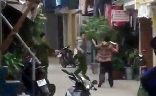 An ninh - Hình sự - Hải Phòng: Tình hình sức khỏe của Phó công an phường bị đâm trúng cổ