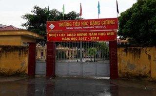Giáo dục - Hải Phòng: Cách chức Hiệu trưởng trường tiểu học Đặng Cương