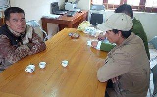 An ninh - Hình sự - Quảng Ninh: Bắt giữ 2 kẻ trộm vật liệu thi công đường lên khu Yên Tử