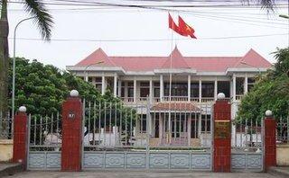 Chính trị - Hải Phòng: Khiển trách Bí thư huyện ủy An Dương