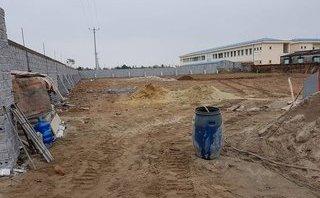 Xã hội - Thái Bình: Làm rõ cá nhân san đất 5% làm bãi đỗ xe gây bức xúc