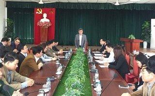 Chính trị - Hải Phòng: Công bố Quyết định cách chức Chủ tịch huyện An Lão